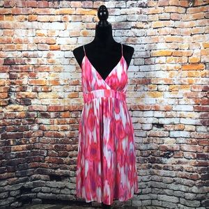 Athleta Pink Georgia Summer Dress
